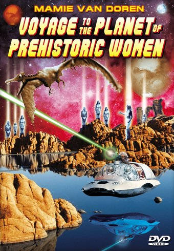 "Voyage To The Planet of Prehistoric Women - 11"" x"
