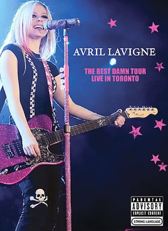 Avril Lavigne - The Best Damn Tour: Live in