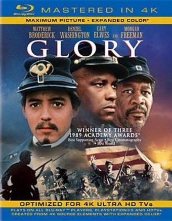 Glory (Blu-ray, Includes Digital Copy,
