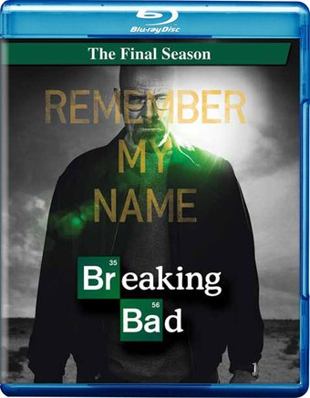 Breaking Bad - Final Season (Blu-ray)