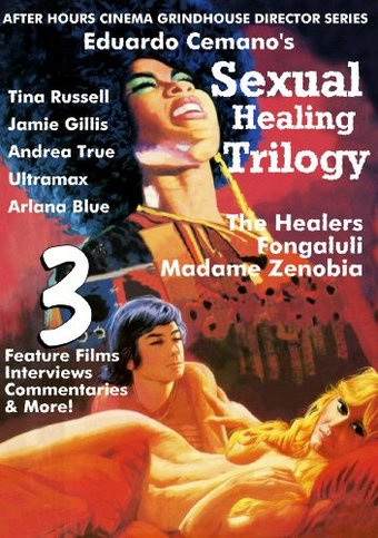 Eduardo Cemano's Sexual Healing Trilogy: The