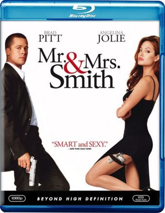 Mr. and Mrs. Smith (Blu-ray)