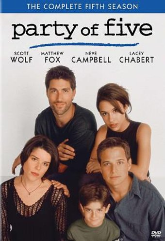 Party of Five - Complete 5th Season (5-Disc)