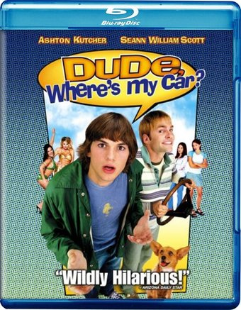 Dude, Where's My Car? (Blu-ray)
