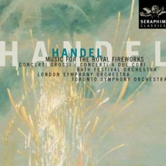Handel: Music for the Fireworks