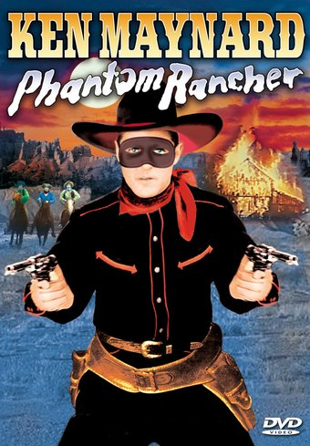 "Phantom Rancher - 11"" x 17"" Poster"