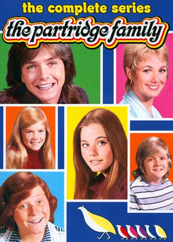 Partridge Family - Complete Series (12-DVD)