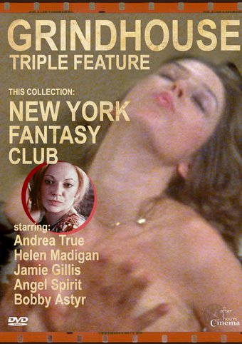 New York Fantasy Club Grindhouse Triple Feature