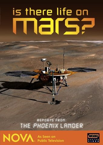 Nova - Is There Life on Mars?