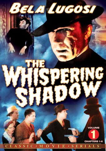 "The Whispering Shadow, Volume 1 - 11"" x 17"" Poster"