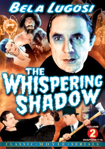 The Whispering Shadow, Volume 2 (Chapters 7-12)