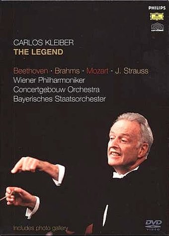 Carlos Kleiber: The Legend (5-DVD)