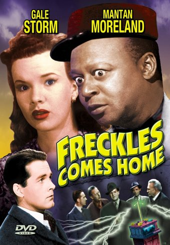 "Freckles Comes Home - 11"" x 17"" Poster"