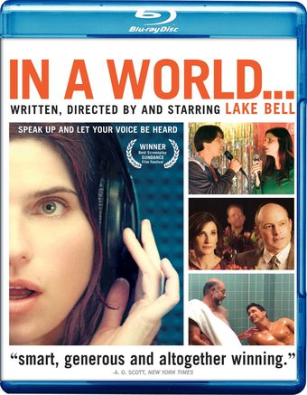 In a World... (Blu-ray)