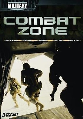 Discovery Channel - Combat Zone (3-DVD)