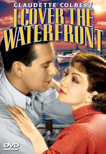"I Cover The Waterfront - 11"" x 17"" Poster"