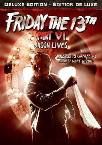Friday the 13th Part 6: Jason Lives (Deluxe