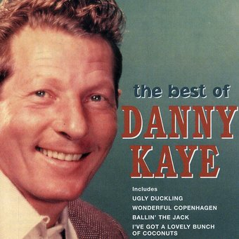 The Best of Danny Kaye [Spectrum]