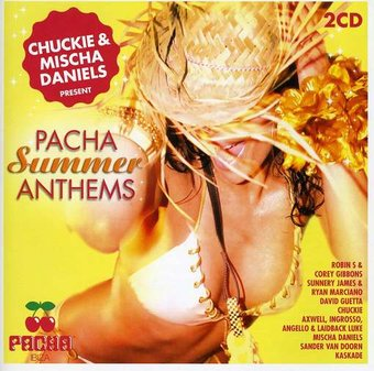 Pacha Summer Anthems (2-CD)