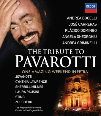 Luciano Parvarotti - A Celebration Live From