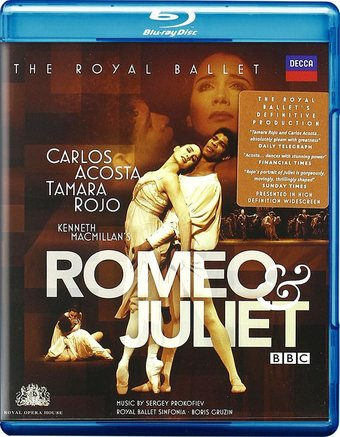 Carols Acosta - Romeo & Juliet (Blu-ray)