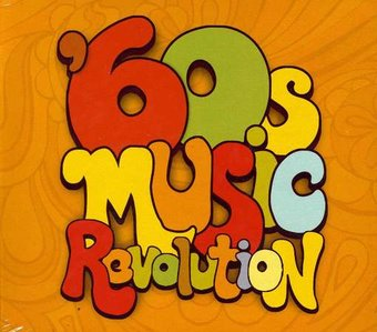 '60s Music Revolution (9-CD)