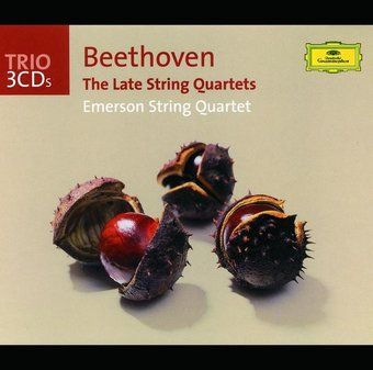 Beethoven: The Late String Quartets