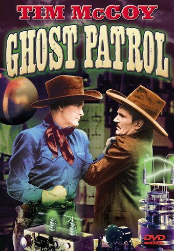 "Ghost Patrol - 11"" x 17"" Poster"