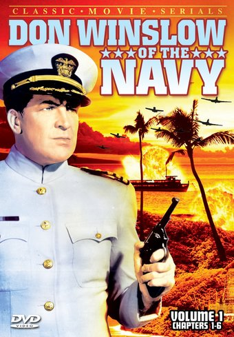 "Don Winslow of The Navy, Volume 1 - 11"" x 17"""