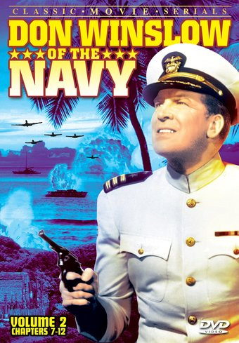 "Don Winslow of The Navy, Volume 2 - 11"" x 17"""
