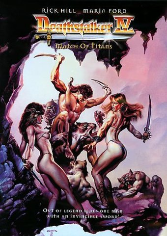 Deathstalker IV: Match of Titans