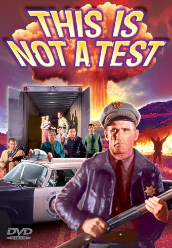 "This Is Not A Test - 11"" x 17"" Poster"