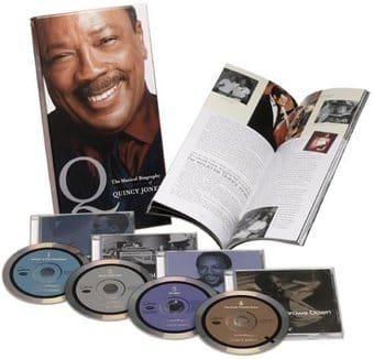 Q: The Musical Biography of Quincy Jones (4-CD