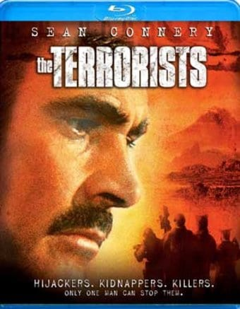 The Terrorists (Blu-ray)