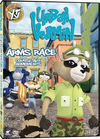 Urban Vermin: Arms Race