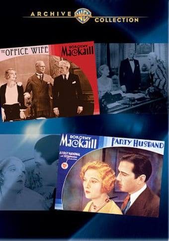 The Office Wife (1930) / Party Husband (1931)