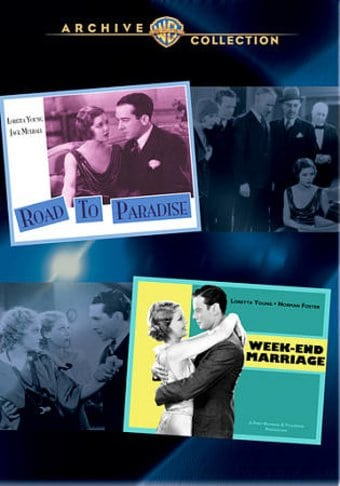 Road to Paradise (1930) / Week-End Marriage