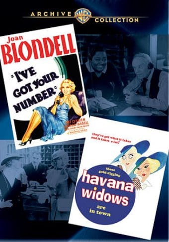 I've Got Your Number (1934) / Havana Widows