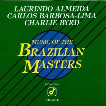 Music of the Brazilian Masters: Laurindo Almedia,