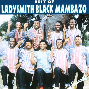 The Best of Ladysmith Black Mambazo [Shanachie]