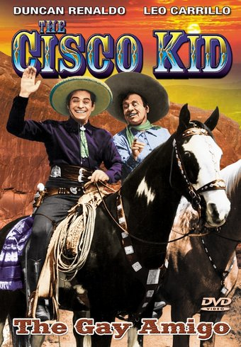 "Cisco Kid In The Gay Amigo - 11"" x 17"" Poster"