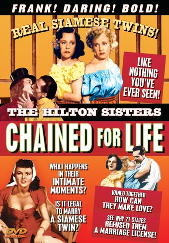 "Chained For Life - 11"" x 17"" Poster"