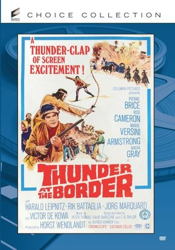 Thunder at the Border