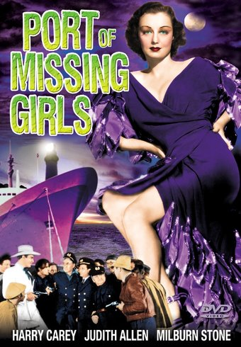 "Port of Missing Girls - 11"" x 17"" Poster"