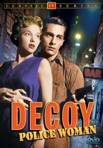 Decoy: Police Woman - Volume 1