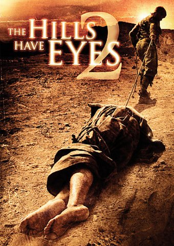 The Hills Have Eyes 2 (Rated, Dual Side)