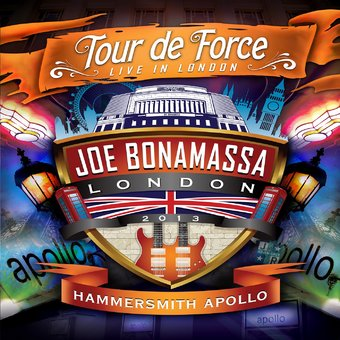 Tour de Force - Live in London: Hammersmith