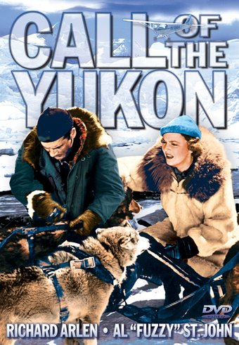 "Call of The Yukon - 11"" x 17"" Poster"