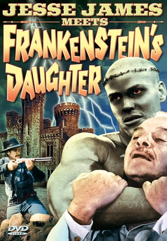 "Jesse James Meets Frankenstein's Daughter - 11"" x"