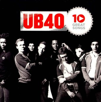 Ub40 10 Great Songs Cd 2012 Virgin Records Us